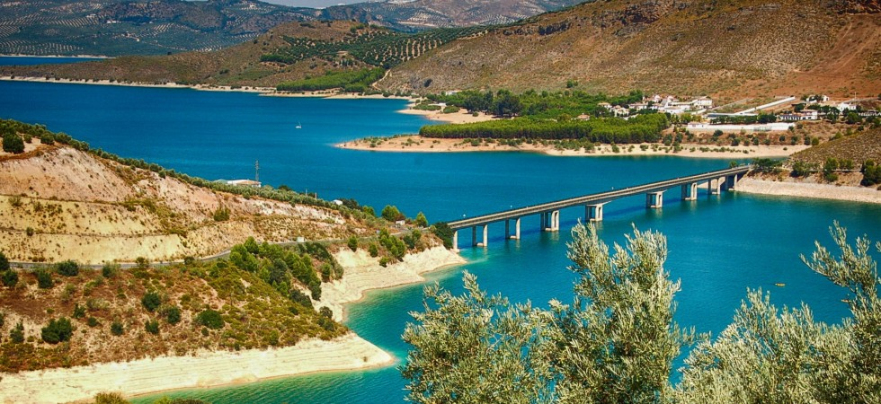 Lake Iznájar – Andalucia