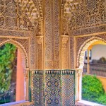 Alhambra Nazrid Palaces Granada