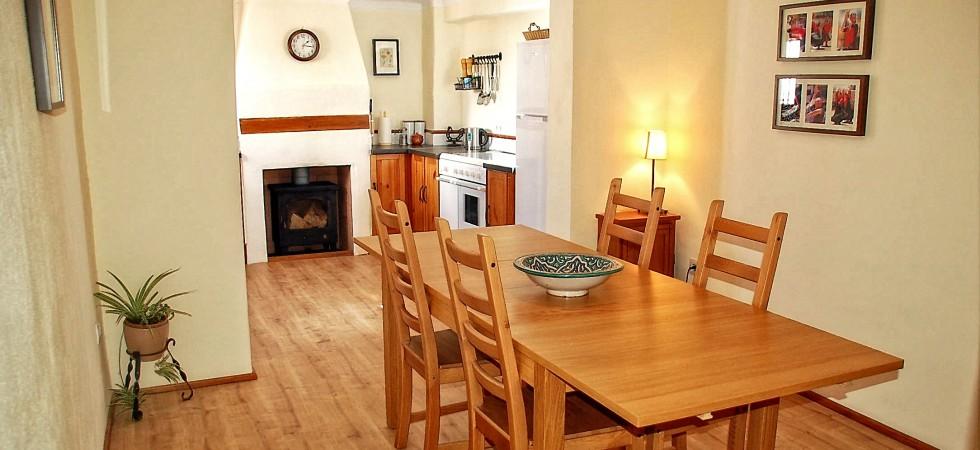 Dining Room, Casa Las Eras