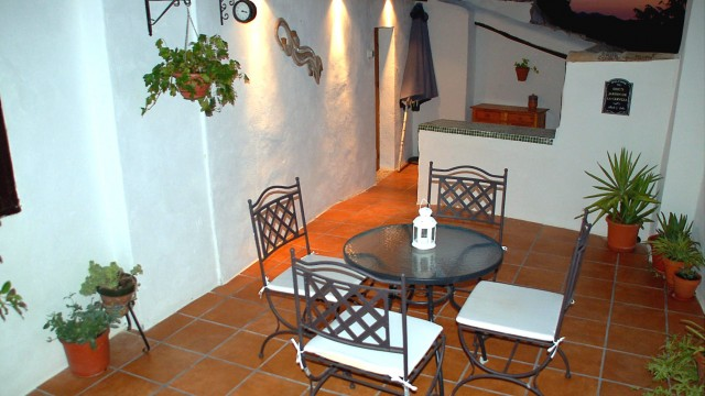 Terrace or Beer Garden