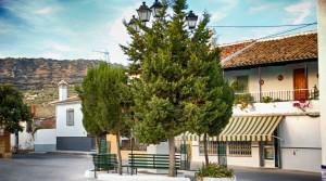 Plaza La Celada, Iznajar