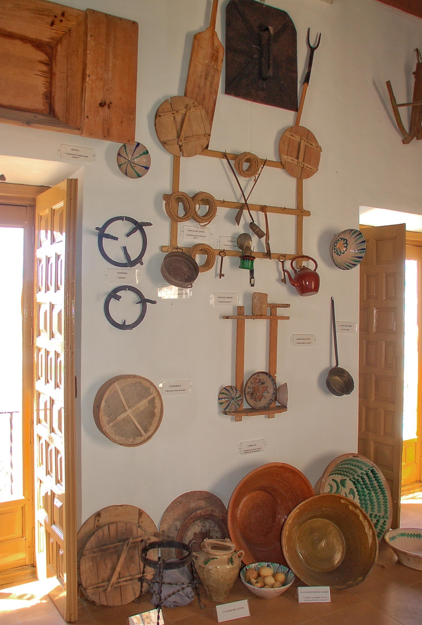 Museum of Implements of Tillage and Popular Traditions