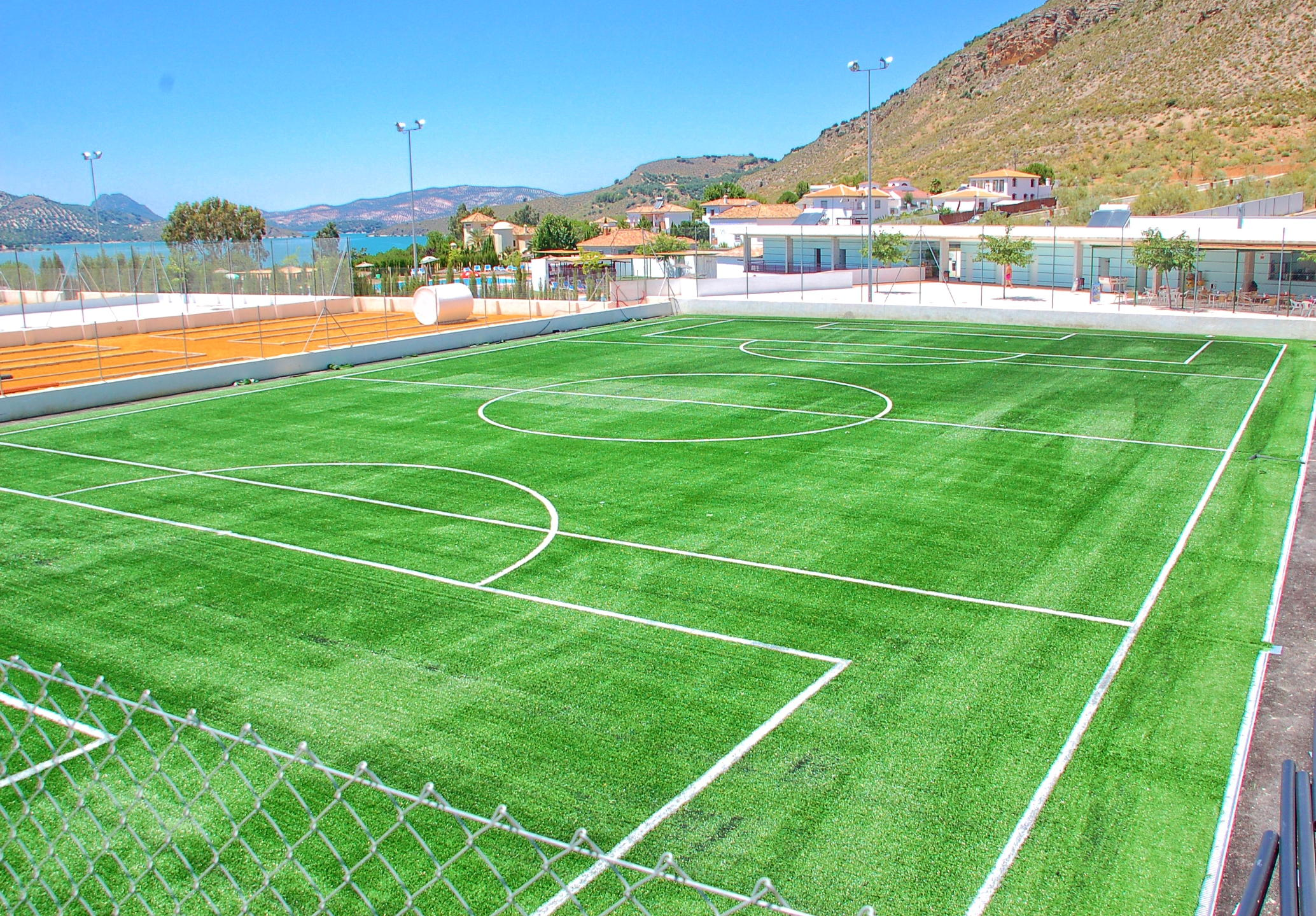 Football Pitch Iznajar
