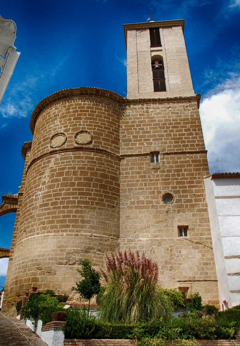 Church Santiago Apóstol