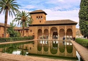 Alhambra Palaces Granada